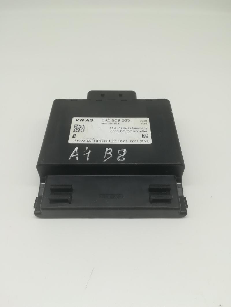 AUDI A4 (8K2, B8) Kiti valdymo blokai 8K0959663 5164101