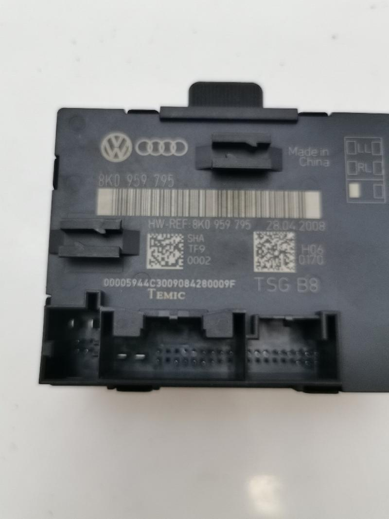 AUDI A4 (8K2, B8) Kiti valdymo blokai 8K0959795 4908875