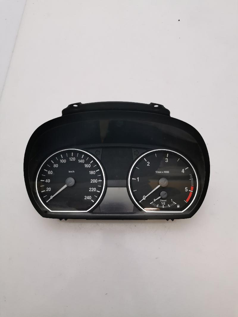 BMW 1 (E87) Spidometras 9166821-02 4944493