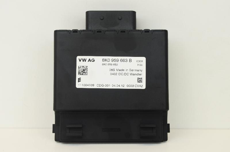 AUDI A4 (8K2, B8) Kiti valdymo blokai 8K0959663B 4233239