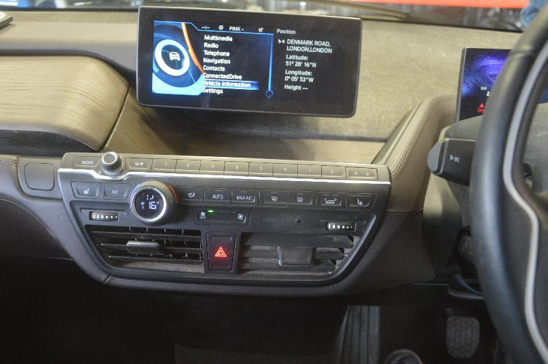 BMW i3 (I01) Kondicionieriaus vamzdeliai 9291272 5160189