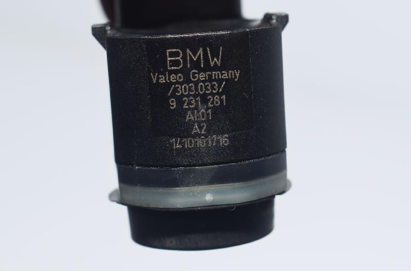 BMW 5 (F10) Parktronikas 9231281 4535854