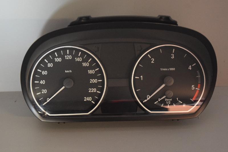 BMW 1 (E87) Spidometras 9242332 1562189