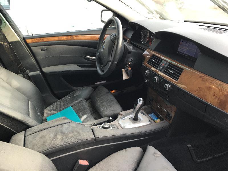 BMW 5 Touring (E61) Greičių dėžės tiltelis 6761106 1885031