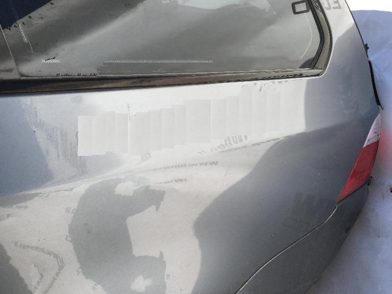 BMW 5 Touring (E61) Greičių dėžės tiltelis 6769634 1906818