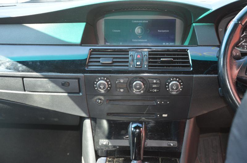 BMW 5 (E60) Televizoriaus komplektas 7796692 7148586 7033745 2393173