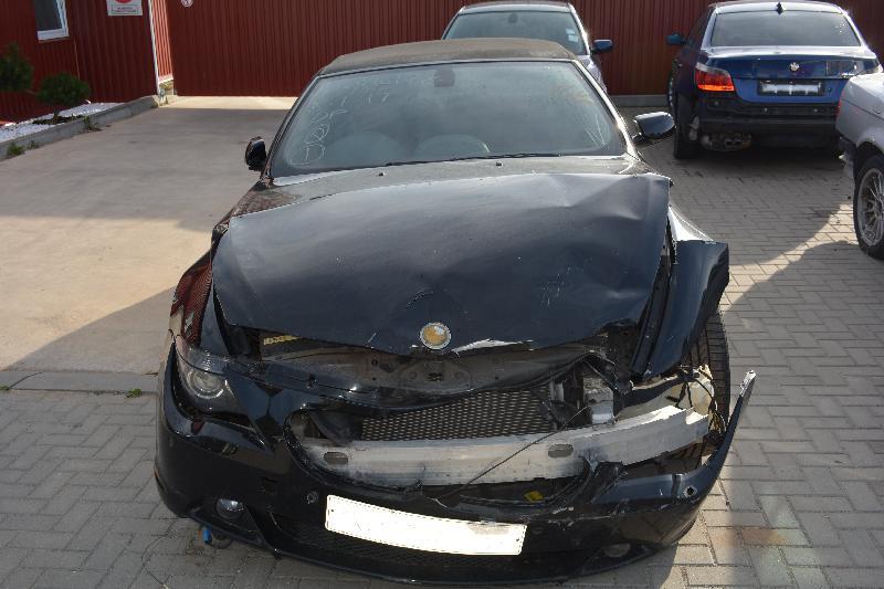BMW 6 Convertible (E64) Kitos salono detalės 7008958 2498996