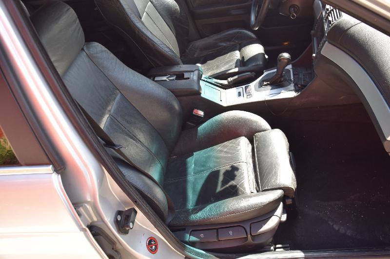 BMW 5 Touring (E39) Stabdžių pūslė N/A 3024412