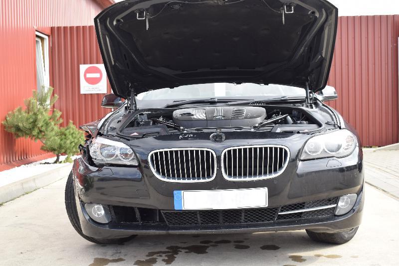 BMW 5 (F10) Priekinis dešinys saugos diržas 9164510 3341188