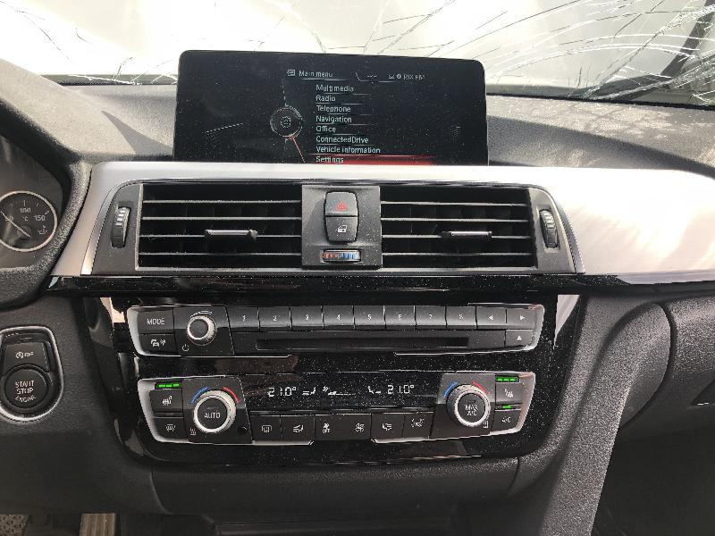 BMW 3 Touring (F31) Stabdžių pūslė 6798422 3981635