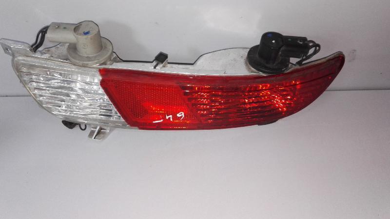 BMW 6 Convertible (E64) Galinis kairys priešrūkinis 7165815 3264446