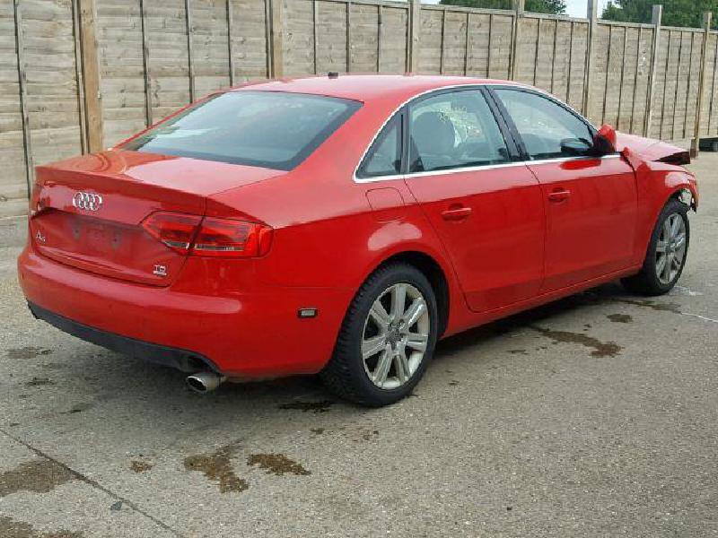 AUDI A4 (8K2, B8) Kitos salono detalės 8K0035424 4900428