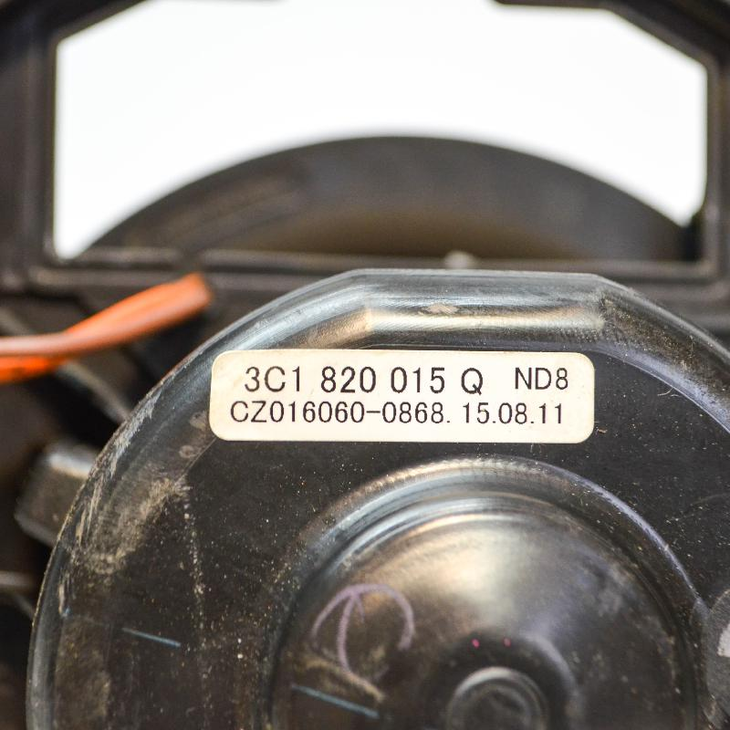 SKODA SUPERB (3T4) Salono pečiuko varikliukas 3C1820015Q 4696685