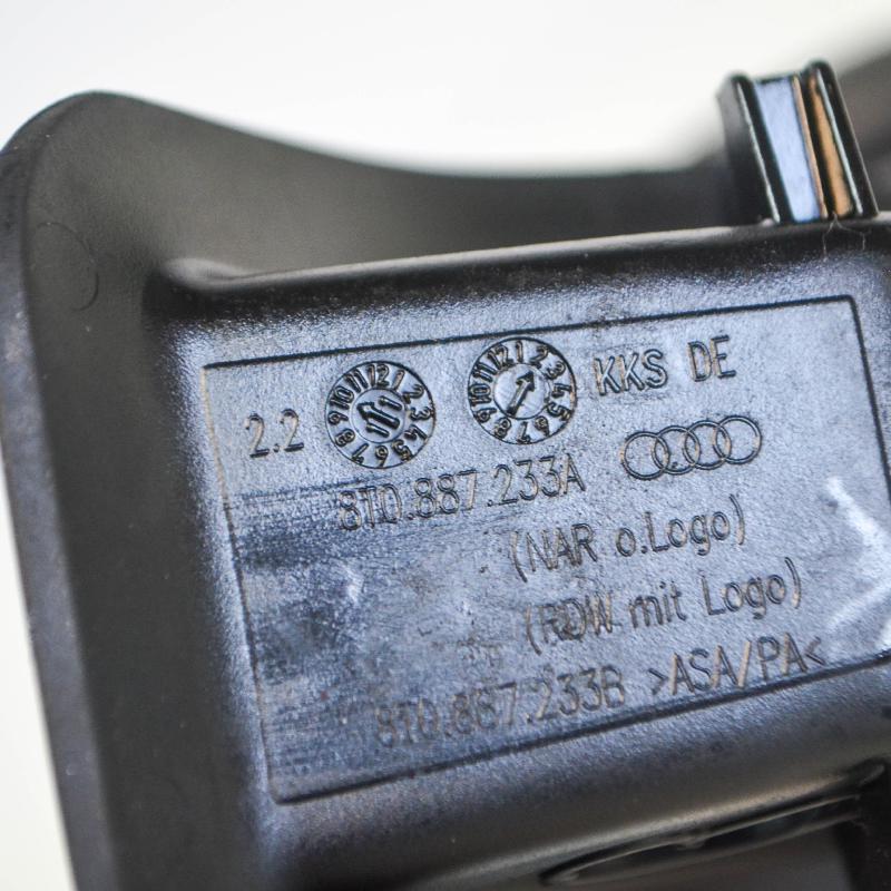 AUDI A4 (8K2, B8) Kitos salono detalės 8T0887233A 4900495
