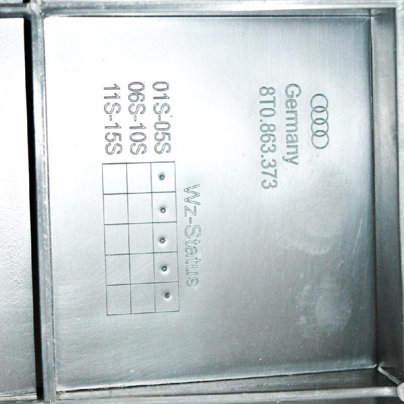 AUDI A4 (8K2, B8) Kitos salono detalės 8T0863373 2893485
