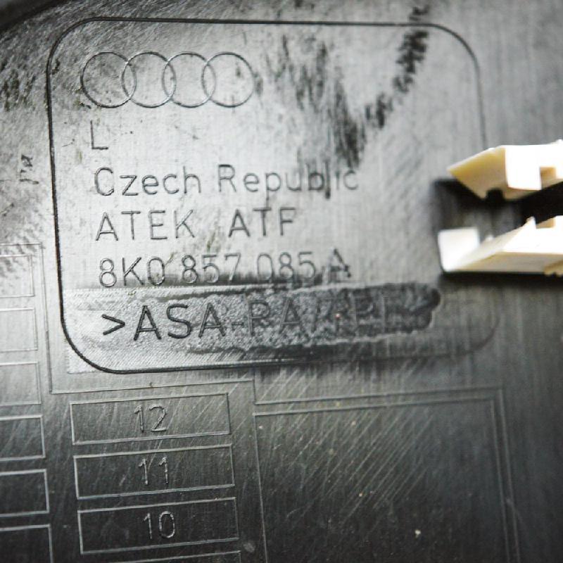 AUDI A4 (8K2, B8) Kitos salono detalės 8K0857085A 2893923