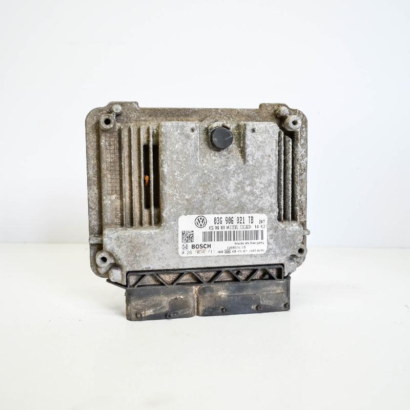 SKODA OCTAVIA (1Z3) Engine Control Unit 03G906021TB 3038531