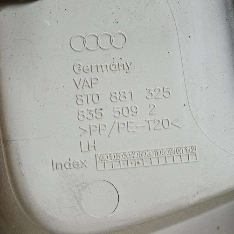 AUDI A4 (8K2, B8) Kitos salono detalės 8T0881325 3278683