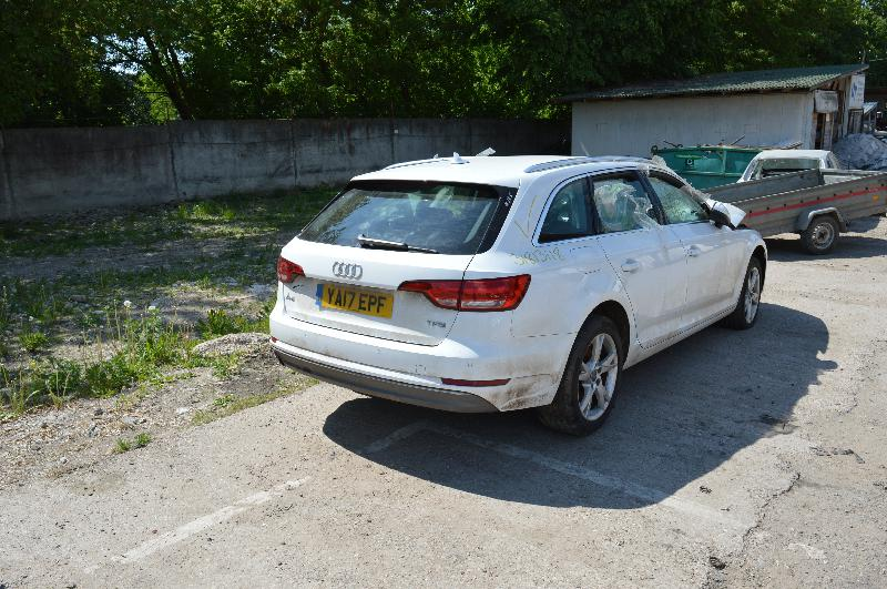 AUDI A4 Avant (8W5, B9) Galinės kairės durys 3348686