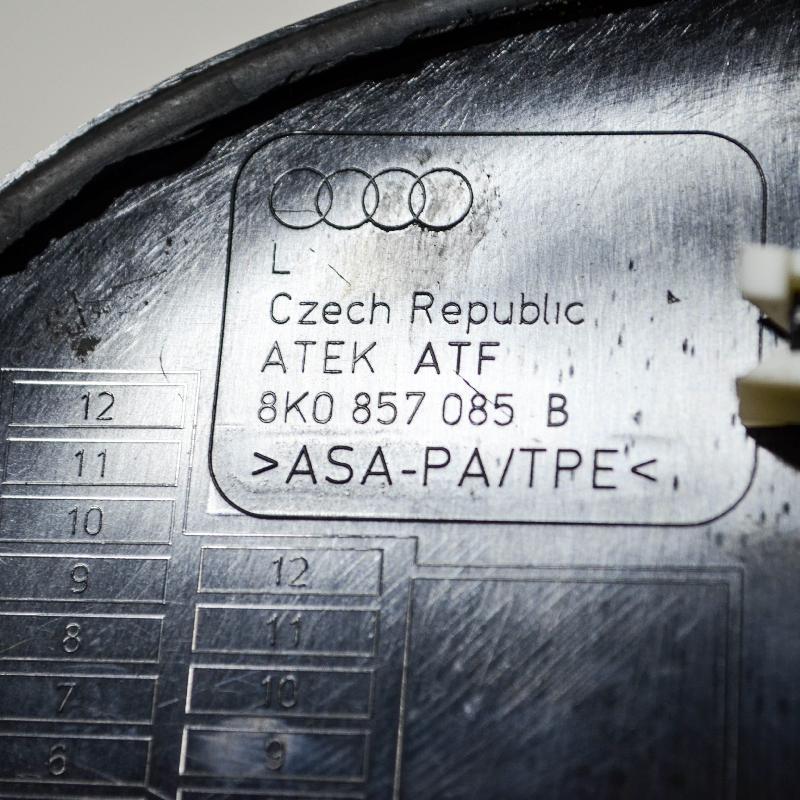 AUDI A4 (8K2, B8) Kitos salono detalės 8K0857085B 3462159