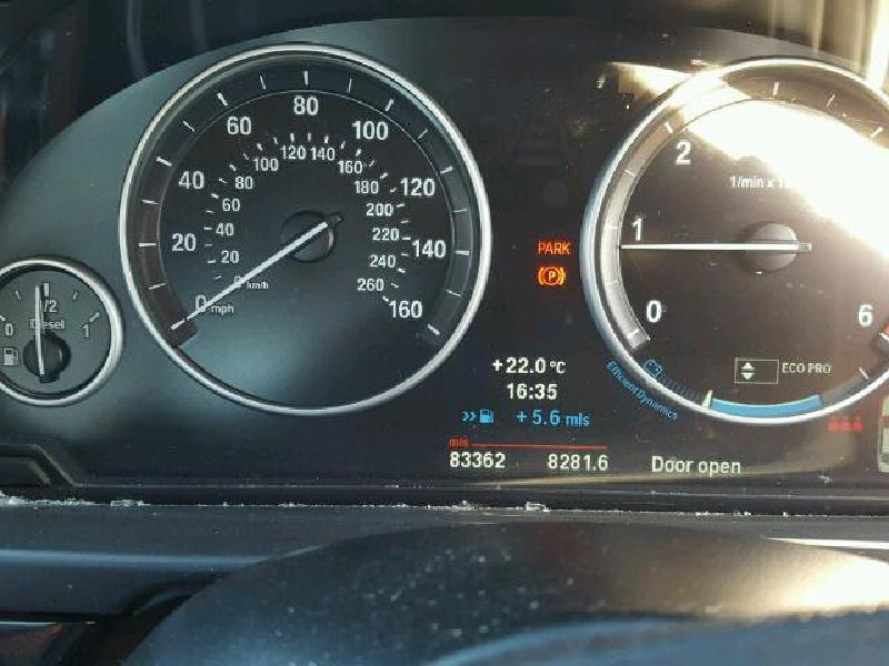 BMW 5 (F10) Kitos kėbulo detalės 6987610 3534957