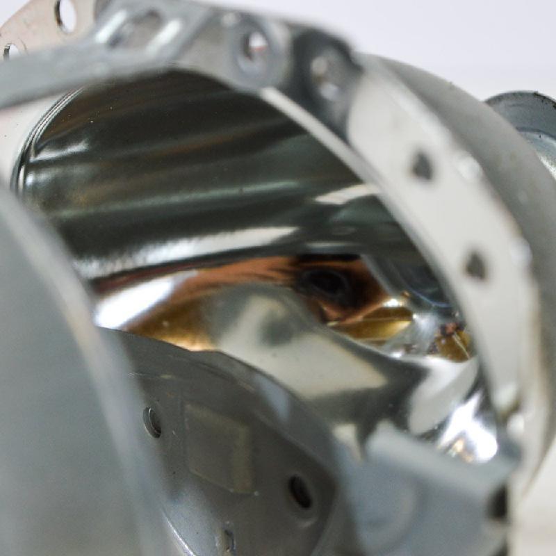 BMW 5 (F10) Priekinis kairys žibintas 15452331 3535461
