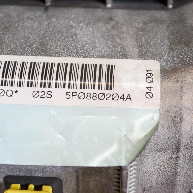 SEAT ALTEA (5P1) Panelės SRS 5P0880204A 3544589