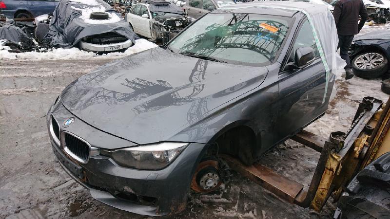 BMW 3 Touring (F31) Galinės kairės durys NERA 3570154