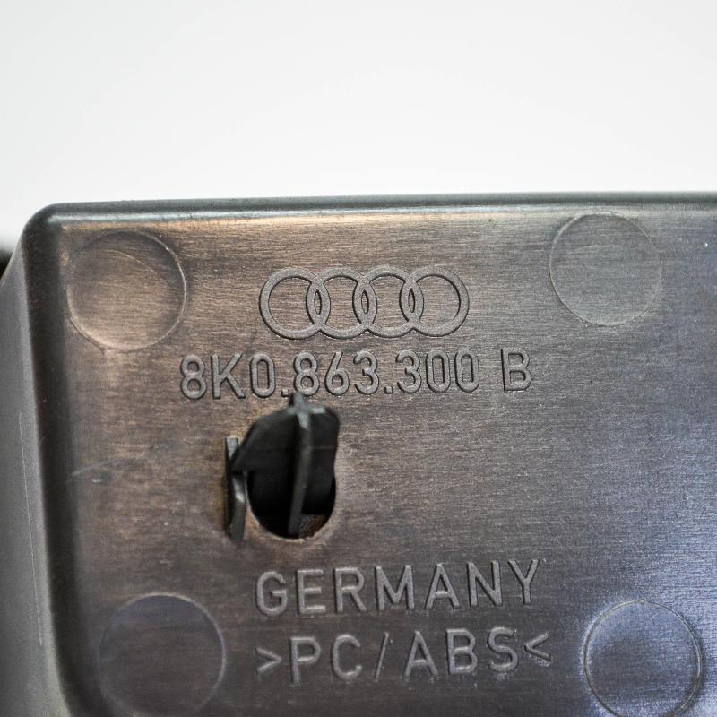 AUDI A4 (8K2, B8) Kitos salono detalės 8K0863300B 3581140
