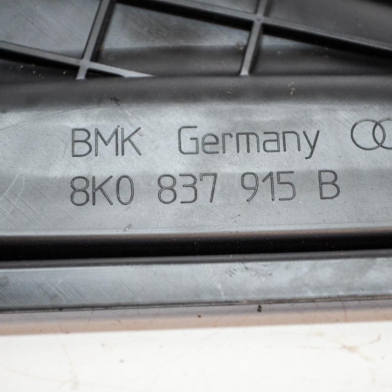 AUDI A4 (8K2, B8) Kitos salono detalės 8K0837915B 3581296