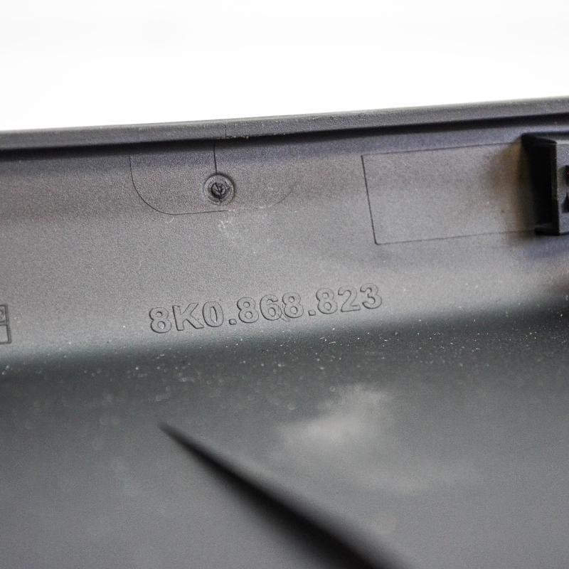 AUDI A4 (8K2, B8) Kitos salono detalės 8K0868823 3581309