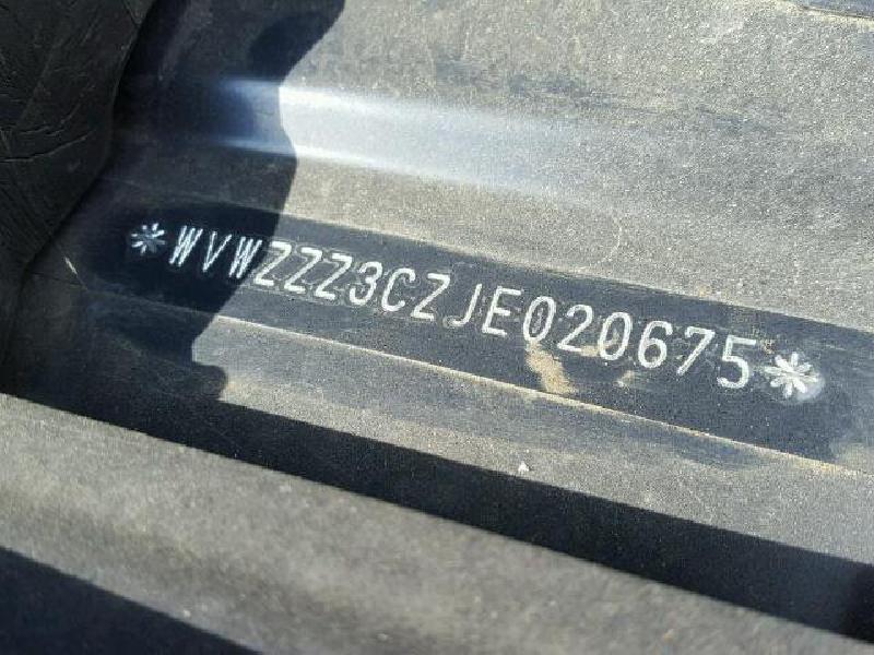 VW PASSAT (3G, B8) Galinės kairės durys 3616480