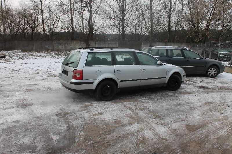 VW PASSAT Variant (3B6) Galinio bamperio kairys laikiklis 3B9807393C 3732812
