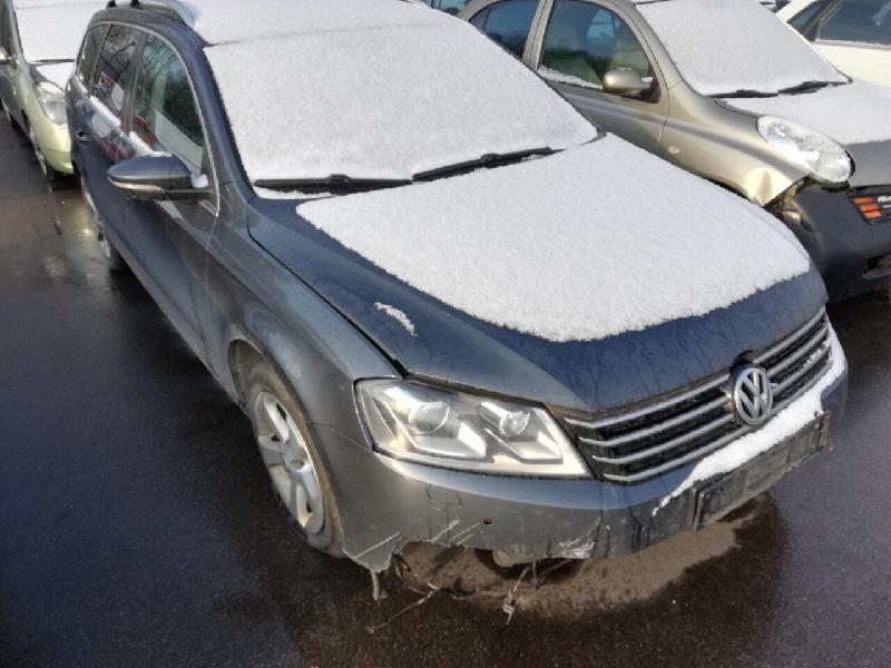 VW PASSAT Variant (365, B7) Priekinio bamperio buksiravimo kilpos dangtelis 3AA807155 4006021