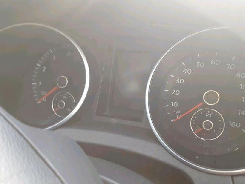 VW GOLF VI (5K1) Kairys stogo SRS 5K6880741F 4229289