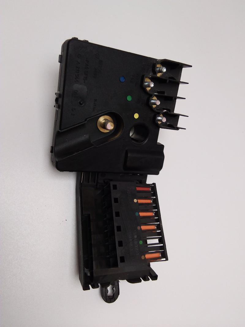 W211 Engine Compartment Fuse Box