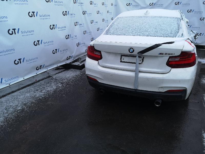 BMW 2 Coupe (F22, F87) Priekinis kairys amortizatorius 6865648 4922418