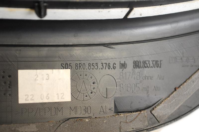 AUDI Q5 (8R) Slenksčiukų komplektas 8R0853375G 8R0853376G 8R0853373G 8R0853374F 4282249