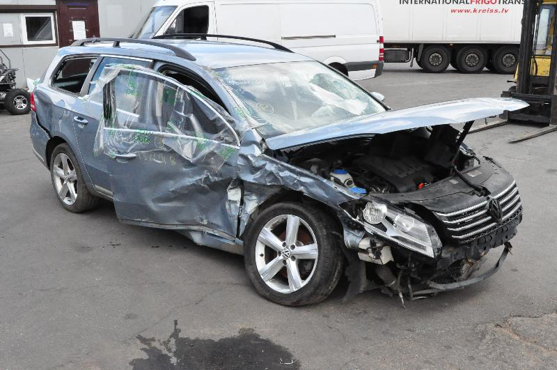 VW PASSAT Variant (365, B7) Užvedimo spynelė 1522830