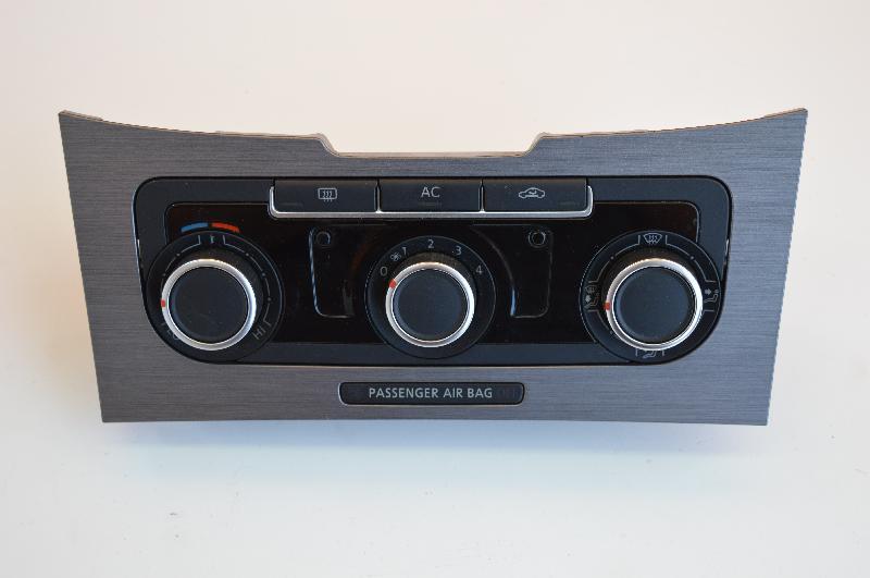 VW PASSAT Variant (365, B7) Klimos valdymas K0125HB009751-50H17 1522824