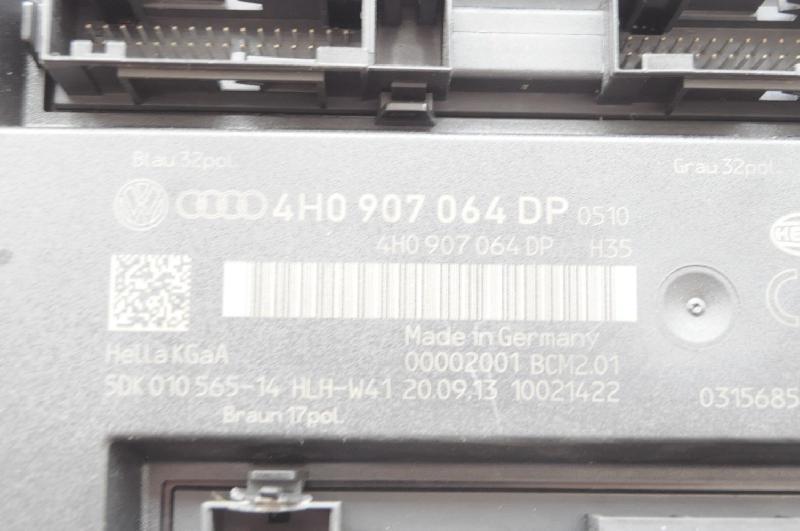 AUDI A7 Sportback (4GA, 4GF) Komforto blokas 4H0907064DP 2071303