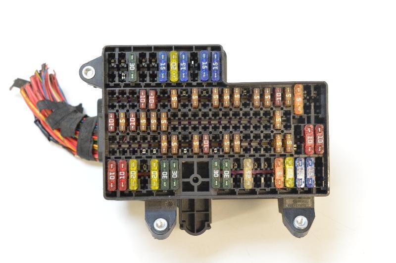 VW PHAETON (3D_) Fuse Box 3D2937495 2095328Dalys.lt