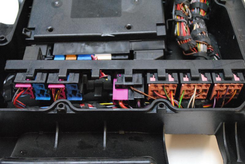 VW PHAETON (3D_) Fuse Box 3D2937619 2261876Dalys.lt