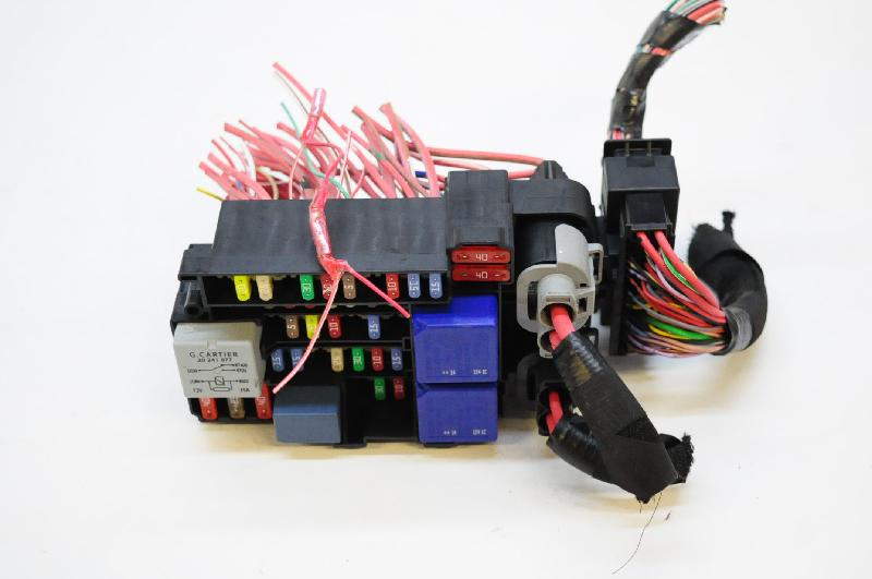 Renault Grand Scenic Iii  Jz0  1   Fuse Box 252360003r 2663631
