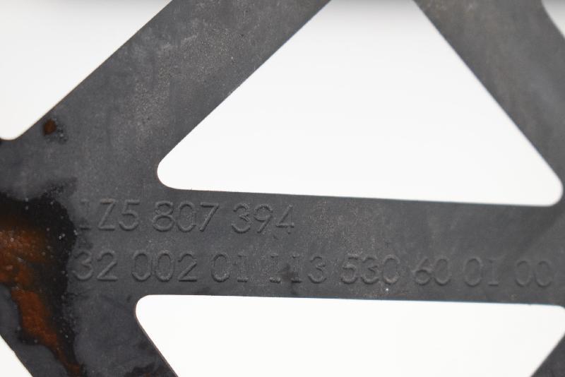 SKODA OCTAVIA (1Z3) Galinis dešinys bamperio laikiklis 1Z5807394 2787382