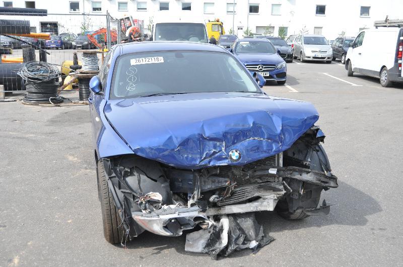 BMW 1 (E87) Spidometras 9166822 3271121