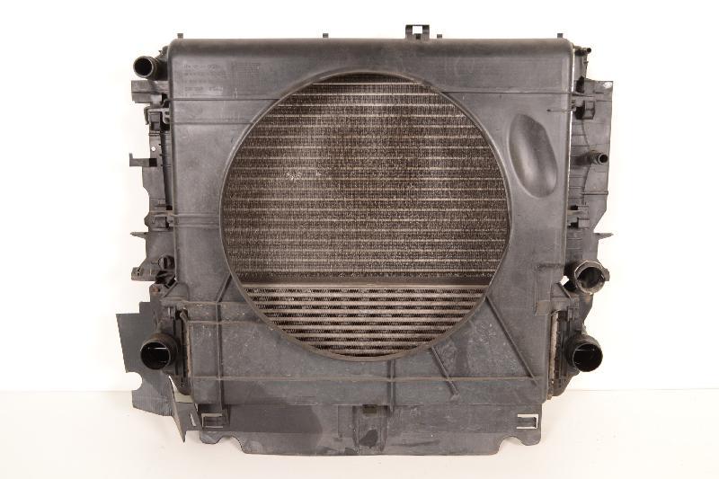 MERCEDES-BENZ SPRINTER 3-t Box (906) Aušinimo detalės A9065050855 A9065000002 A9065010101 3539216