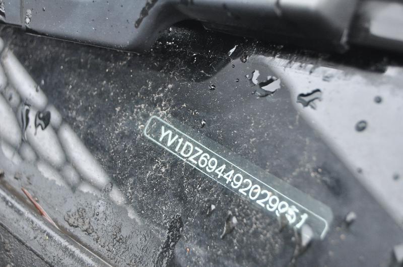 VOLVO XC60 Priekinis kairys papildomas žibintas 3676865