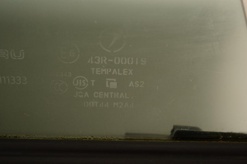 SUBARU LEGACY IV Estate (BP) Galinės kairės durys 4009396