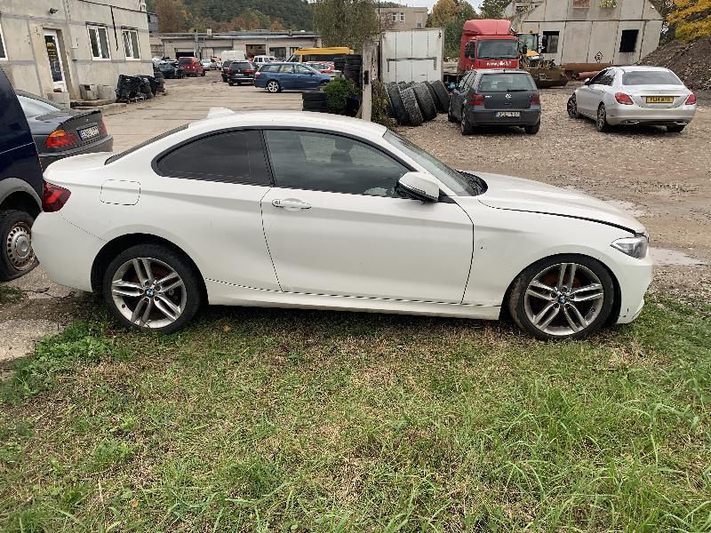 BMW 2 Coupe (F22, F87) Galinis kairys amortizatorius 6863752 4896293